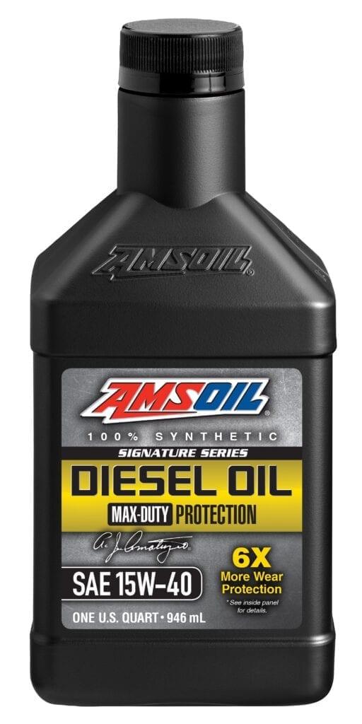 DME Max Duty 15W-40 Diesel Oil quart