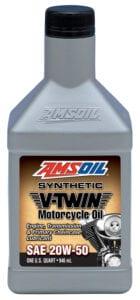 AMSOIL 20W-50 MCV quart