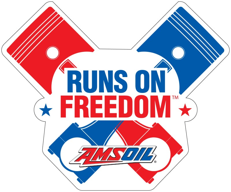 AMSOIL freedom to choose your oil