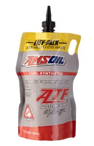 AMSOIL Synthetic ATF Transmission Fluid